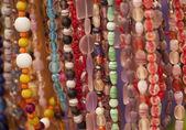 Korálky šperky abstact — Stock fotografie