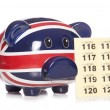 Piggy bank — Stock Photo #37397203