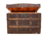 Pirates treasure chest — Stock Photo