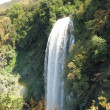 Incredible and very high Marmore falls — Foto de stock #12565612