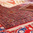 Collection of valuable carpets of Afghan origin — Stock Photo #12779460