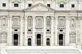 Rome Vatican City entrance of the Holy Cathedral — Foto de Stock