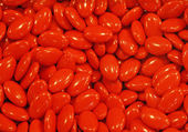 Background of red confetti for all occasions — Стоковое фото