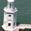 Lighthouse on the island of San Giorgio in Venice — Stock Photo
