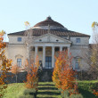 Stock Photo: PalladiVillcalled LRotondin Vicenzin autumn 2