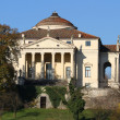 Stock Photo: Beautiful Villcalled LRotondin Vicenzin Italy in autumn