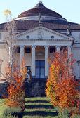 Villa called La Rotonda in Vicenza in Italy 3 — Stock Photo