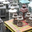 Stok fotoğraf: Historical Lantern to furnish home with vintage object