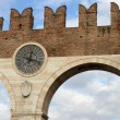Stock Photo: Port of ancient city of Veronin veneto in Italy