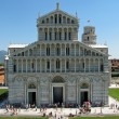 Cathedral and the leaning tower of Pisa in Piazza dei Miracoli 1 — Stock Photo #41601495