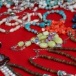Stock Photo: Vintage trinkets for sale at flemarket in Rome