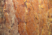 Marble with veins of red color sanded ready for use — Stock Photo