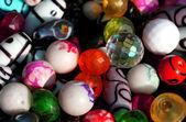 Perle e ciondoli per la decorazione di collane — Foto Stock