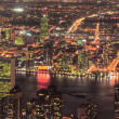 NYC & Lights — Stock Photo