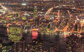 NYC & Lights — Stock Photo