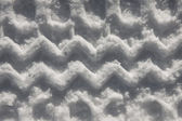 Winter tires pattern — Stock Photo