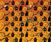 хэллоуин обои — Cтоковый вектор