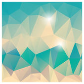 Abstract geometric colorful background, pattern design elements, vector illustration — Vector de stock