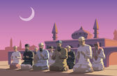 Ramadan — Stock Vector
