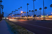 John Wayne Airport Orange County California — Stock Photo