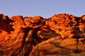 Red Rock Nevada — Stock Photo