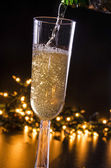 Sparkling Wine — Stock Photo