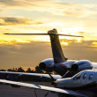 Stock Photo: Private Aircraft