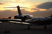 Private Aircraft — Stockfoto