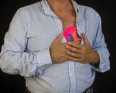 Heart Attack — Stock Photo
