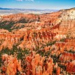 Royalty-Free Stock Photo: Bryce canyon mountains detail
