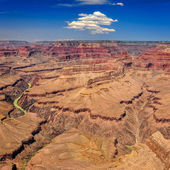 Grand canyon national park landscape view — Stock Photo