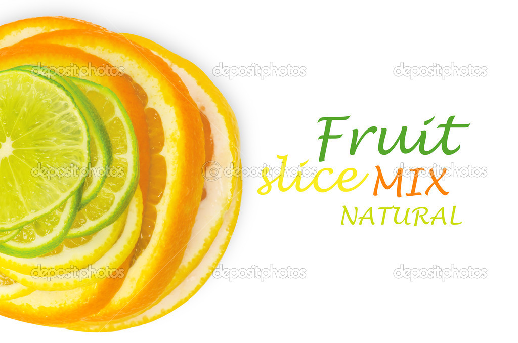 Mixed Fruit  Stock Photo #12678211