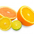Royalty-Free Stock Photo: Citrus fresh fruit