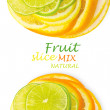 Mixed Fruit - Stockfoto