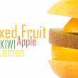 Mixed Fruit - Foto de Stock