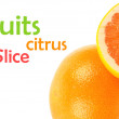 Citrus fruits - Stock Photo