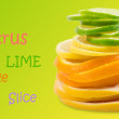 Citrus slice - Stockfoto