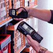 Barcode-scanner — Stockfoto #12924509