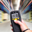 Barcode-scanner — Stockfoto #13489968