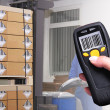 Barcode Scanner - Stockfoto