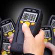 Barcode-scanner — Stockfoto #13515559
