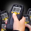 Stockfoto: Barcode Scanner
