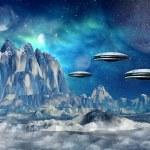 ������, ������: Alien Planet