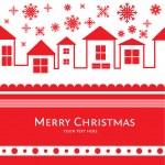 Christmas card — Stock Vector #14840721