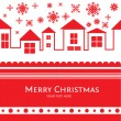 Christmas card — Stock Vector #14840721