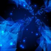 Abstact background. Neon — Stock Vector