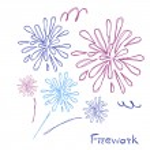 Vector firework — Stock Vector