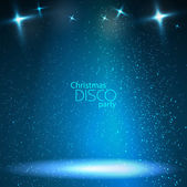 Disco background — Stock Vector
