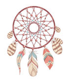 Dream catcher. romantic — Stock Vector