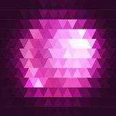 Disco ball. Disco mosaic background — Stock Vector
